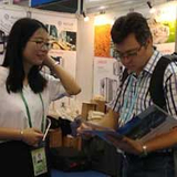 Chris's experience of solar energy exhibition at the canton fair 2018