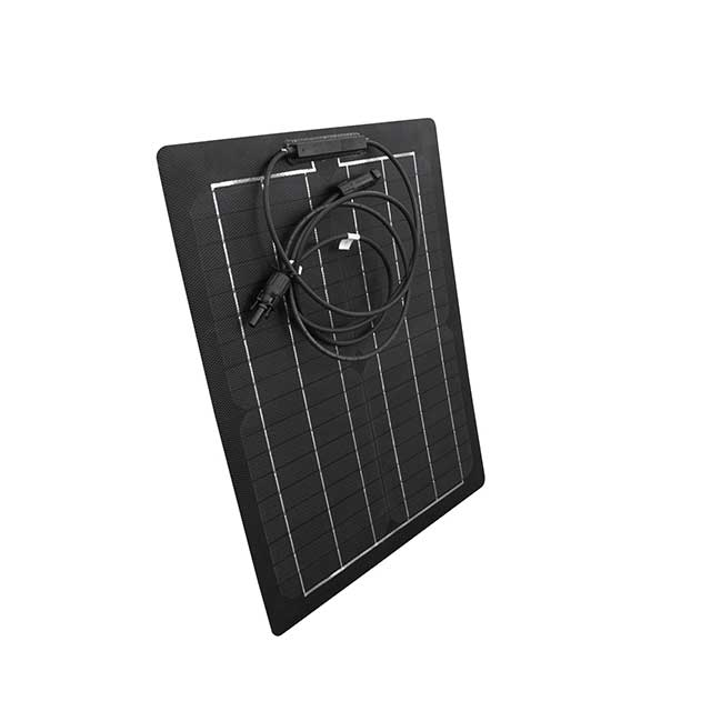 FP-20W18V Semi-flexible Solar Panel