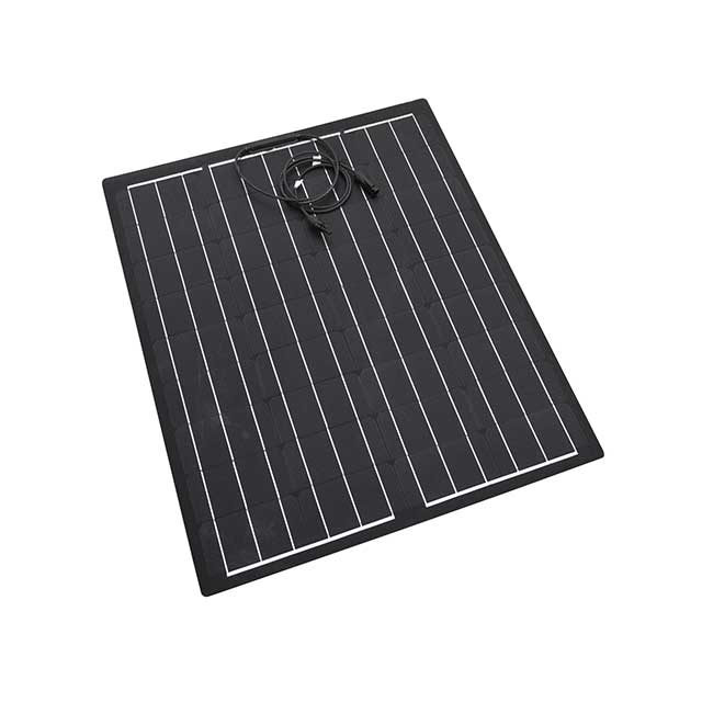FP-50W18V Semi-flexible Solar Panel