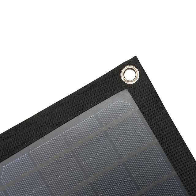 SGC-M-105W18V Hand-held folding Solar Panel Charger package
