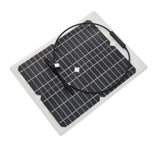 LE-20W18V Lightweight Solar Panel