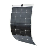 Sungold 2018 160W marine semi flexible solar panel introduce