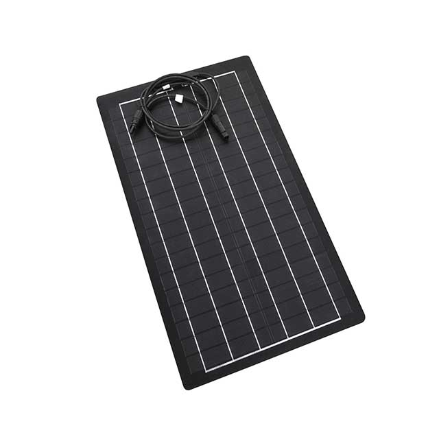 FP-30W18V Semi-flexible Solar Panel